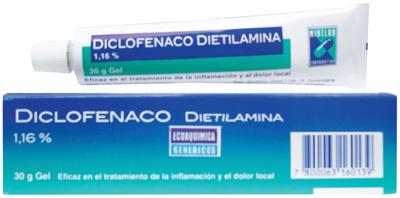DICLOFENAC DIETILAMINA