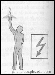 Accidente electrico
